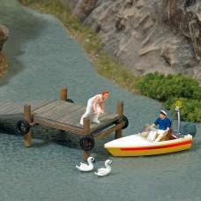 7718 - Mini World Water Rescue