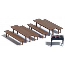 7782 - Beer Tent Furniture/Grill