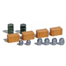 7784 - Barrels & Crates 12/