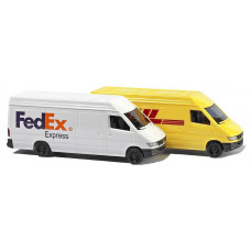 8304 - MB Sprinter FedEx/DHL 2/
