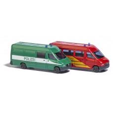 8309 - MB Sprinter Police/Fire