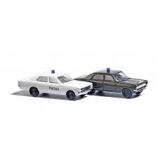 8333 - Opel Rekord Police 2/
