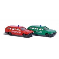 8344 - VW Passat Fire/Police 2/