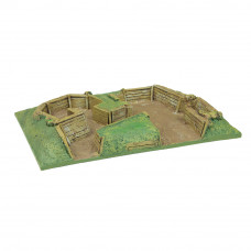 6503 - Gun Emplacement  -  15-20 MM SCALE