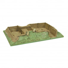 6504 - Redoubt  -  15-20 MM SCALE