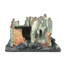 6509 - Ruined Villa with Removeable Roof  -  15-20 MM SCALE