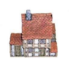6802 - Guild Master's House   -  28 MM SCALE