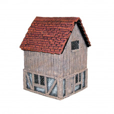 6803 - House with Hay Loft   -  28 MM SCALE