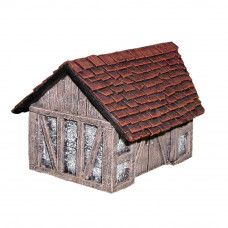 6805 - Tavern Extension Wing   -  28 MM SCALE