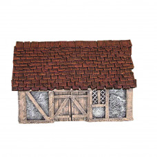 6806 - Coach House and Stables   -  28 MM SCALE
