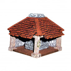 6807 - Blacksmith's Forge   -  28 MM SCALE