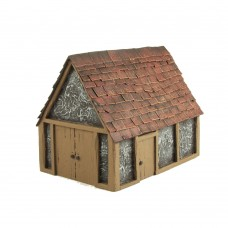 6808 - Barn   -  28 MM SCALE