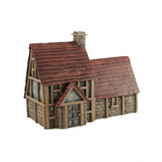 6811 - Money Lender's House   -  28 MM SCALE