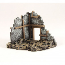 6814 - Corner Ruins   -  28 MM SCALE