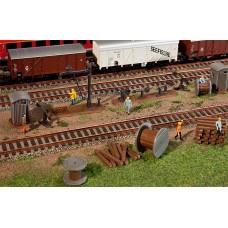 Faller 120141 Trackside accessories