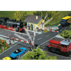 Faller 120171 Protected level crossing