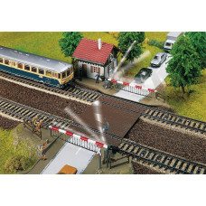 Faller 120174 Grade crossing w/gates