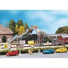 Faller 120178 2 Track steel footbridge