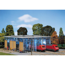 Faller 120217 Elec Engine Shed