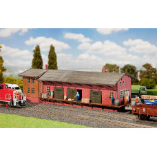 Faller 120246 Freight House Kit