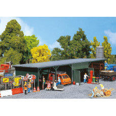Faller 120251 Store Shed