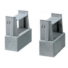 Faller 120489 Bridge Parapet Set 2/