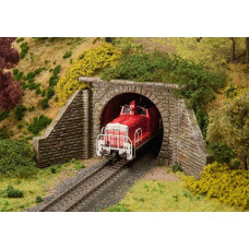 Faller 120558 Tunnel Portal Low 1 Track