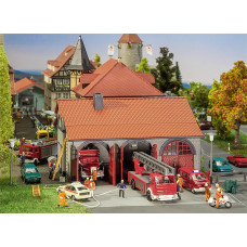 Faller 130162 Fire Brigade Engine House