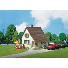 Faller 130204 Stucco chalet w/porch
