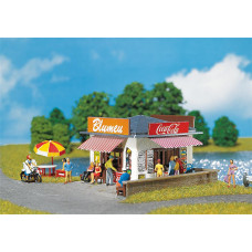 Faller 130212 Small food stand