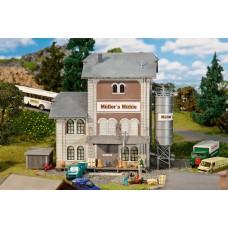 Faller 130228 Industrial Flour Mill