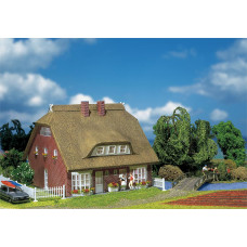 Faller 130250 Dwellng House Thatch Roof