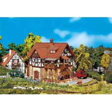 Faller 130266 Rural Half Timbered House