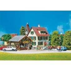 Faller 130269 Village inn w/bandstand