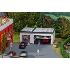 Faller 130319 Double Garage w/Drive