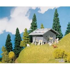 Faller 130334 2 Hay sheds