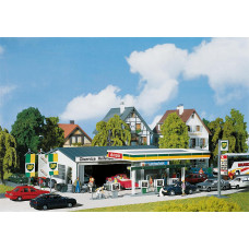 Faller 130345 Gas station w/service bay