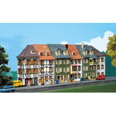 Faller 130430 Relief Houses 6/