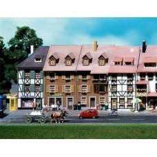 Faller 130432 Relief Houses beige 2/