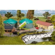 Faller 130468 Biogas Plant