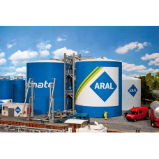 Faller 130485 ARAL Oil Tank Farm Kit