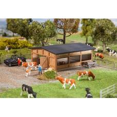 Faller 130547 Livestock Shelter