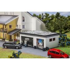 Faller 130620 Double Garage w/Drive