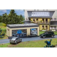 Faller 130621 Double Garage w/Drive