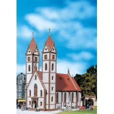 Faller 130905 Town Church 34x14x35cm