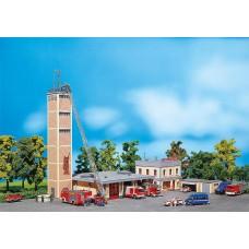 Faller 130989 Fire Station Complex