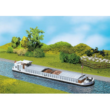 Faller 131006 Boat w/dwelling cabin