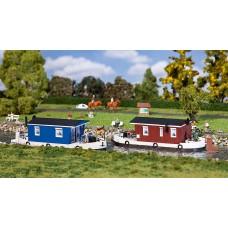 Faller 131008 Houseboat 2/
