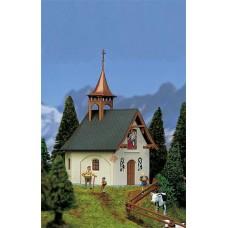 Faller 131229 Mountain chapel