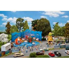 Faller 140341 County Fair Set w/Polyp